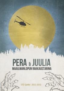 I/O-Speksi 2013: Pera ja Juulia