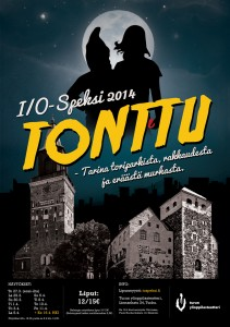 I/O-Speksi 2014: Tonttu