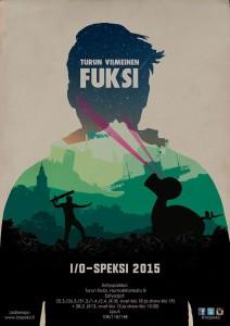 I/O-Speksi 2015: Turun viimeinen fuksi